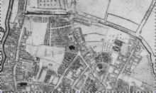 Hochstetter 1789 St Margaret in combusto area