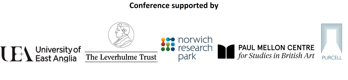 Conference supporter logos
